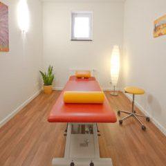 Physiotherapie - Behandlungsraum